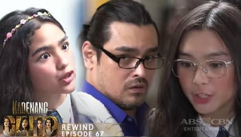 Kadenang Ginto: Cassie at Marga, muling nag-away dahil kay Alvin | Episode 67 Image Thumbnail