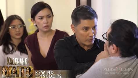 Kadenang Ginto: Robert, nasapak si Alvin sa kanyang pag-aalala kay Cassie | Episode 72 Image Thumbnail