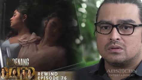 Kadenang Ginto: Alvin, nakita ang pagdukot kina Cassie at Marga | Episode 76 Image Thumbnail