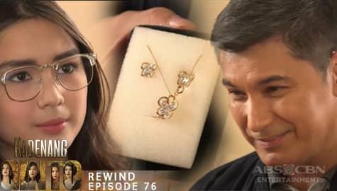 Kadenang Ginto: Cassie, nakatanggap ng regalo mula sa kanyang Ama | Episode 76  Image Thumbnail