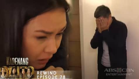 Kadenang Ginto: Romina at Robert, labis ang pag-aalala kay Cassie | Episode 78 Image Thumbnail