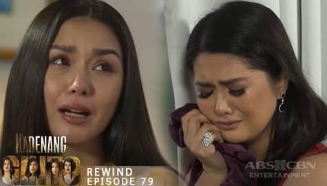 Kadenang Ginto: Daniela at Romina, ipinagdasal ang kaligtasan nina Cassie at Marga | Episode 79  Image Thumbnail