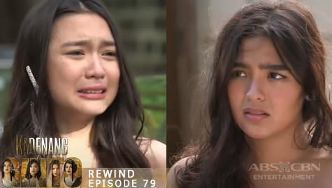 Kadenang Ginto: Marga, isinisi ang nangyari sa kanila kay Cassie | Episode 79 Image Thumbnail
