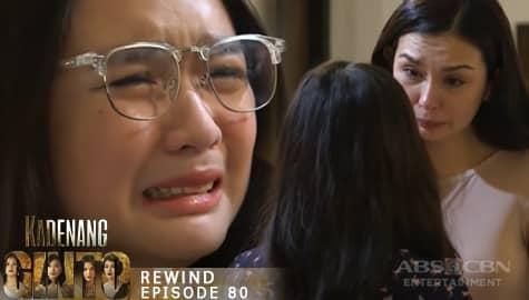 Kadenang Ginto: Romina, inamin na ang buong katotohanan kay Cassie | Episode 80  Image Thumbnail