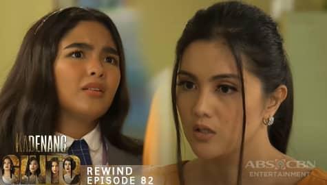 Kadenang Ginto: Marga, nainis nang malaman na kasama sa party si Cassie | Episode 82 Image Thumbnail