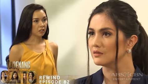 Kadenang Ginto: Romina, binalaan si Daniela sa kanyang panghihiya kay Cassie | Episode 82 Image Thumbnail