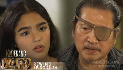 Kadenang Ginto: Marga, nalaman ang pag-iwan ng kanyang Ama kay Romina | Episode 84 Image Thumbnail