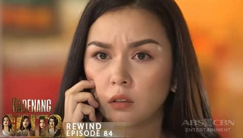 Kadenang Ginto: Romina, nakatanggap ng tawag tungkol sa kanyang kaso | Episode 84  Image Thumbnail