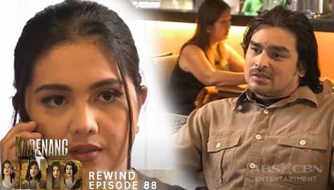 Kadenang Ginto: Daniela, hiningi ang tulong ni Alvin sa imbestigasyon ni Romina | Episode 88  Image Thumbnail