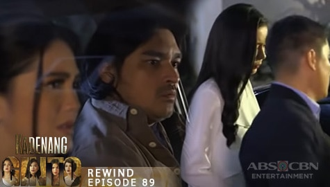 Kadenang Ginto: Alvin at Daniela, sinundan ang pag-alis nina Robert at Romina | Episode 89 Image Thumbnail