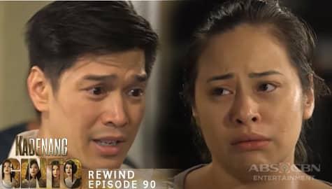 Kadenang Ginto: Carlos, nasaktan sa pagsisinungaling ng kaniyang Ina | Episode 90 Image Thumbnail