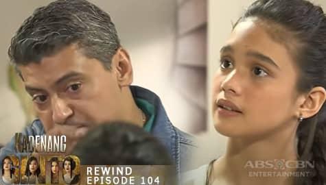 Kadenang Ginto: Hector, nagalit sa pagpunta ni Roxanne sa burol ni Robert | Episode 104 Thumbnail