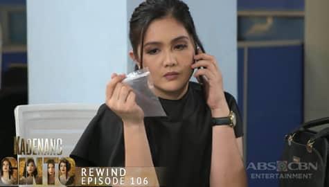 Kadenang Ginto: Daniela, kumuha ng buhok para sa DNA sample nila ni Cassie | Episode 106 Thumbnail