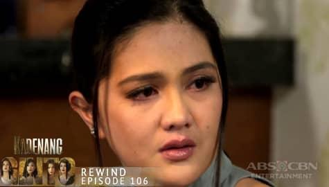 Kadenang Ginto: Daniela, nagulat nang malamang kapatid niya si Cassie | Episode 106 Thumbnail