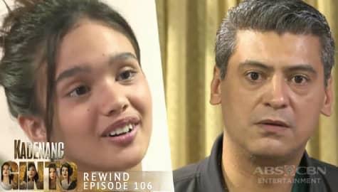 Kadenang Ginto: Hector, iniwasan ang mga tanong ni Roxanne   Episode 106 Thumbnail