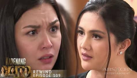 Kadenang Ginto: Daniela, idiniin sa lahat ang kasalanan ni Romina | Episode 109 Image Thumbnail