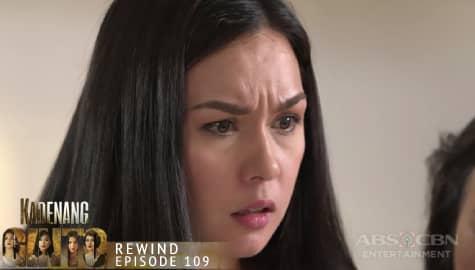 Kadenang Ginto: Romina, nagulat sa mga ebidensya laban sa kaniya | Episode 109 Image Thumbnail