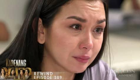 Kadenang Ginto: Romina, nalaman ang panggigipit ni Daniela kay Cassie | Episode 109 Image Thumbnail