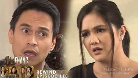 Kadenang Ginto: Bernard, pinaalalahanan si Daniela tungkol kay Cassie | Episode 110 Image Thumbnail