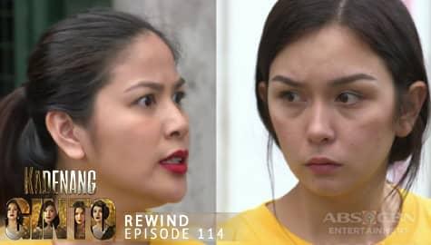 Kadenang Ginto: Romina, isinuplong ang pagbabanta ni Cindy | Episode 114 Image Thumbnail