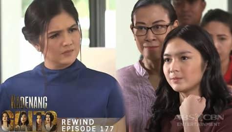 Kadenang Ginto: Cassie, isinuplong sa mga pulis si Daniela | Episode 117 Image Thumbnail