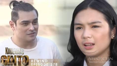 Kadenang Ginto: Cassie, naisip na kumuha ng impormasyon kay Alvin |  Episode 118 Image Thumbnail