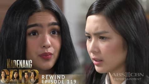 Kadenang Ginto: Marga, nainis nang hatiin ni Cassie ang mansyon | Episode 119 Image Thumbnail