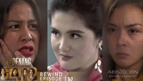 Kadenang Ginto: Romina, napaamin si Cindy tungkol kay Daniela | Episode 119 Image Thumbnail