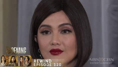 Kadenang Ginto: Daniela, excited na kunin ang kompanya kay Romina | Episode 120  Image Thumbnail