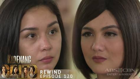 Kadenang Ginto: Romina, binalaan si Daniela tungkol kay Cindy | Episode 120 Image Thumbnail