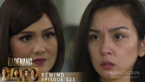 Kadenang Ginto: Daniela, sinubukan pigilan ang pag-piyansa ni Romina | Episode 121   Image Thumbnail