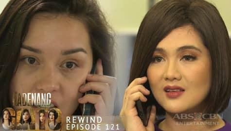 Kadenang Ginto: Romina, binalaan ang mga plano ni Daniela | Episode 121 Image Thumbnail