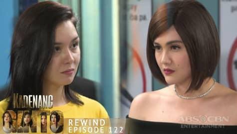 Kadenang Ginto: Romina, ipinaalam ang pagpalpak ng plano ni Daniela | Episode 122 Image Thumbnail