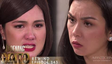 Kadenang Ginto: Daniela, nagwala sa tagumpay ng plano ni Romina   Episode 143 Image Thumbnail