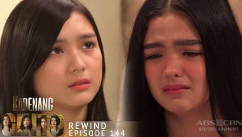 Kadenang Ginto: Cassie, nag-alala sa sakit na nararamdaman ni Marga | Episode 144 Image Thumbnail