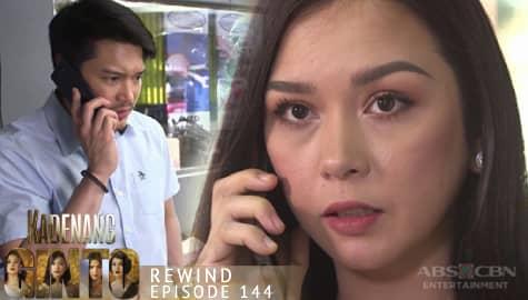 Kadenang Ginto: Romina, gagamitin si Carlos para mapaamin sina Daniela at Hector | Episode 144 Image Thumbnail
