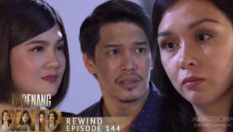 Kadenang Ginto: Romina, nakigulo sa date nina Carlos at Daniela | Episode 144 Image Thumbnail