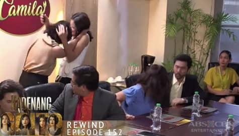 Kadenang Ginto: Daniela at Romina, nagsabunutan sa harap ng board members | Episode 152 Image Thumbnail