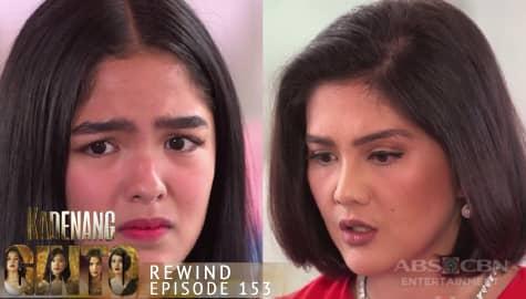 Kadenang Ginto: Daniela, hinarang ang manliligaw ni Marga | Episode 153 Image Thumbnail