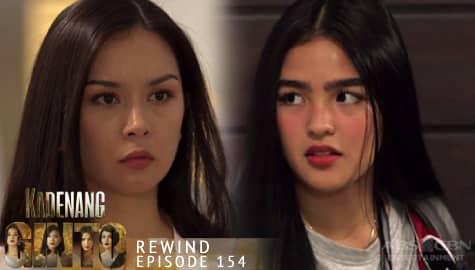Kadenang Ginto: Romina, nahuli ang paglalayas ni Marga | Episode 154 Image Thumbnail