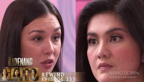 Kadenang Ginto: Daniela, kinompronta si Romina sa pagkawala ni Marga   Episode 155 Thumbnail