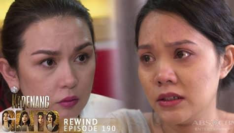Kadenang Ginto: Vicky, muling napaniwala si Romina sa utos ni Hector | Episode 190 Thumbnail