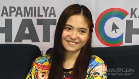 Kapamilya Chat with Sharlene San Pedro for her new single Image Thumbnail
