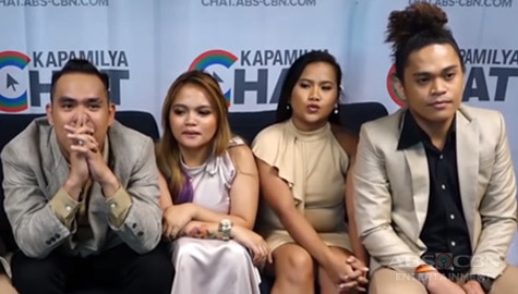 Kapamilya Chat with TNT Quarter 3 Semifinalists Image Thumbnail