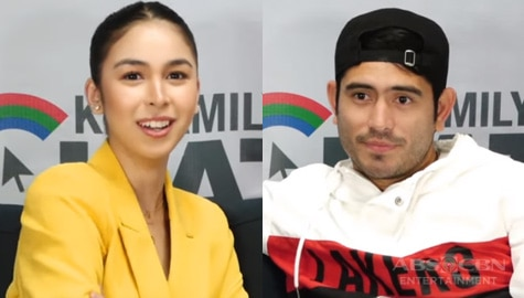Kapamilya Chat with Gerald Anderson and Julia Barretto for their movie Between Maybes Image Thumbnail