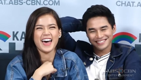 Kapamilya Chat with McCoy de Leon & Maris Racal for Maalaala Mo Kaya Image Thumbnail