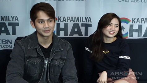 Kapamilya Chat with Ella Cruz and Uno Santiago for Ipaglaban Mo Image Thumbnail