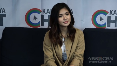 Kapamilya Chat with Loisa Andalio for Past Present Perfect Image Thumbnail
