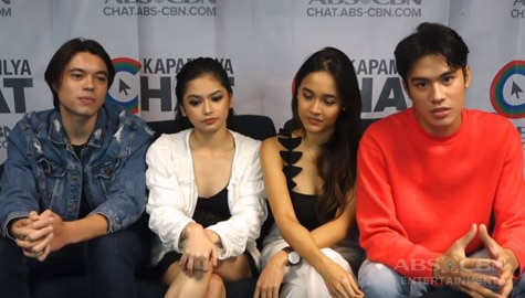 "Kapamilya Chat with Gillian, Arielle, Jeremiah, and RA for Star Magic ""New Batch Of Artists"" Image Thumbnail"