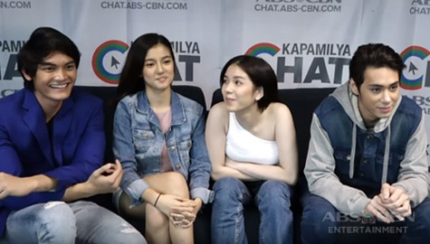 "Kapamilya Chat with Belle, Javi, Anthony, and Arabella for Star Magic ""New Batch Of Artists"" Image Thumbnail"